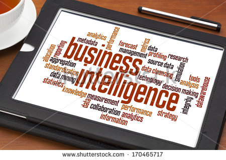 stock-photo-business-intelligence-word-cloud-on-a-digital-tablet-with-a-cup-of-tea-170465717